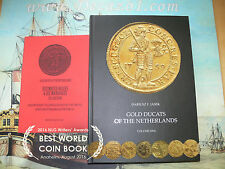 Jasek: Gold Ducats of the Netherlands.Winner NLG award Best Specialized Book D G