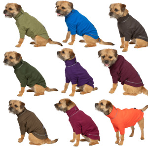 Rydale Micro Fleece Dog Jumper Pet Puppy Dog Coat Clothes Warm Jumper 9 Colours