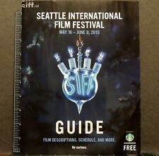 SIFF Seattle International Film Festival Catalogue 2013 Movies Event