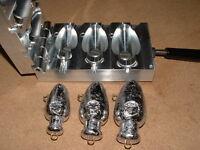 Saltwater Bel Mojo mold 16, 24, 32oz CNC Aluminum