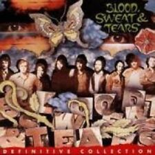 Blood, Sweat & Tears Definitive Collection CD NEW SEALED Spinning Wheel+