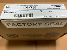 New Sealed  Allen Bradley 1756-OF6CI Ser A ControlLogix 6Pt Isolated Module 2013