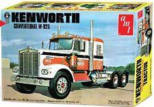 AMT 1021 1/25 Kenworth W925 Conventional Tractor Cab  NIB  AMT1021