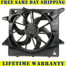 Radiator Cooling Fan Assembly For Cadillac Srx Gm3115234