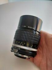 Nikon 135mm f/2.8 Ai-S Lens Manual focus