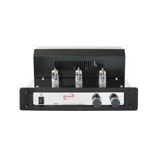 Dynavox Tube Preamplifier/Tube Preamp tpr-1 Black/Chrome NEW+ Original Package