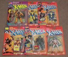 LOT OF 6 UNCANNY X-MEN MUTENTS SUPER HEROES IN ORIGINAL BOX NEVER OPENED