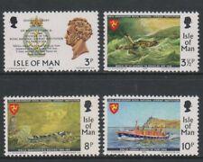 Île de Man - 1974, Royal National Canot de Sauvetage Ensemble - MNH - Sg 42/5