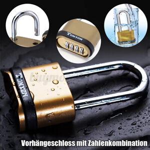Zinc Alloy Digital Code Password Combination Door Lock Number Padlock Waterproof
