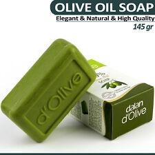 Pure DALAN Olive Oil Soap Handmade Natural Castile Antioxidant Dandruff 145 gr