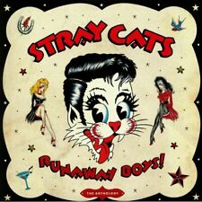 STRAY CATS - Runaway Boys: The Anthology - Vinyl (gatefold 2xLP)