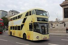 New bus for London - Borismaster LT450 6x4 Quality Bus Photo