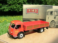 IXO 1/43 CAMION PANHARD MOVIC BENNE RIDELLES LONGUE 1948 !!