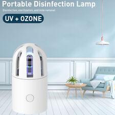 Portable UV-Ultraviolet Ozone Sterilizer Light Virus Disinfection Sanitizer Lamp