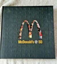 McDonald's @ 50 - 2005 hardcover