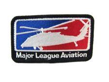 Major League Army Aviation HH-60 HH-60M UH-60 Dustoff Medevac Blackhawk Patch