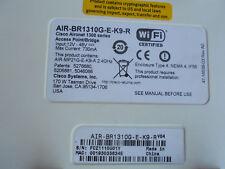 Cisco AIR-BR1310G-E-K9-R Aironet, al aire libre del puente/punto De Acceso