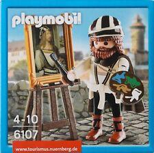 Playmobil 6107 - Musée Nuremberg - reproduction d' Albrecht Dürer BO324