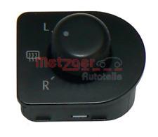 Schalter, Spiegelverstellung für Komfortsysteme METZGER 0916071