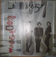Oaktown'S 3-5-7, Wild & Loose (album art), Capitol promo poster, 1989, 24x24, Ex