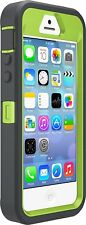 OtterBox DEFENDER SERIES Case for iPhone 5/5s/SE KEY LIME(GLOW GREEN/SLATE GREY)