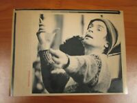 Vtg Wire AP Press Photo Ballet Dancer Rudolf Nureyev Don Quixote Rehearsal #10