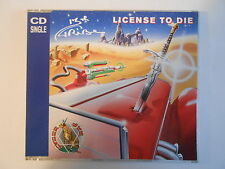 13TH TRIBE : LICENSE TO DIE [ FRENCH PROMO - CD-MAXI PORT GRATUIT ]