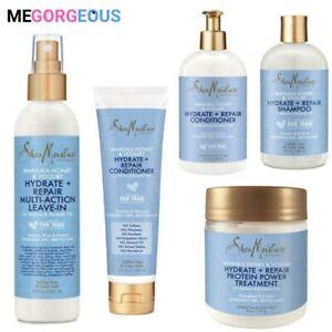 Shea Moisture Manuka Honey & Yogurt Hydrate + Repair Range