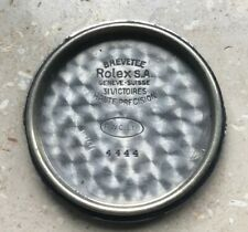 Rolex Oyster Bubble Back Caseback 4444 used (R313)