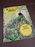 Railroad Model Craftsman Magazine April 1973 Edition (#6T036)