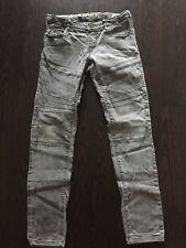 Scotch R'Belle Grau 12 Jeans 152 Worker Hose Cooler Farbeffekt La Parisienne *N