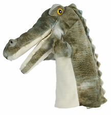 The Puppet Company - CarPets Glove Puppets - Crocodile