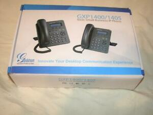 Grandstream GXP1405 IP Voice & Video VOIP Linux Business HP Telephone Phone