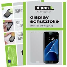 2x Samsung Galaxy S7 Pellicola Prottetiva Antiriflesso Proteggi Schermo