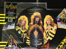 Stryper 'To Hell With The Devil' LTD Edn Pic LP Picture Disc US '87 ORG w Poster