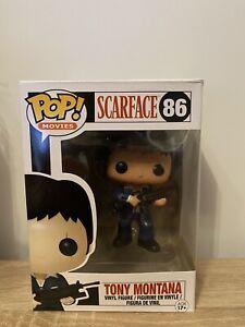 Funko Pop Tony Montana Scarface 86