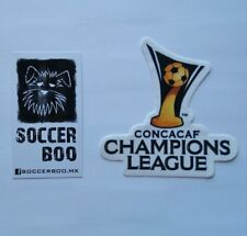 CONCACAF CHAMPIONS LEAGUE CONCACHAMPIONS 2007-2008 PATCH BADGE TOPPA 67e080ec9