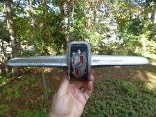 """1954 Chrysler New Yorker Windsor Trunk Handle Emblem 1439261 """"I Think"""""""
