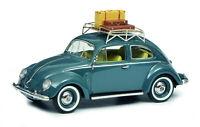 Schuco 1:43 450270800 VW Brezelkäfer mit Gepäck NEU OVP