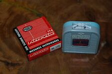 Vintage MABO Tape Measure /  Steel Tape Rule 2m Top Read   NEW !  Made In France