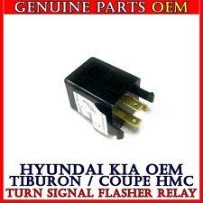 TURN SIGNAL FLASHER RELAY 95550-39000 HMC OEM Hyundai Kia 03-08 Tiburon / Coupe
