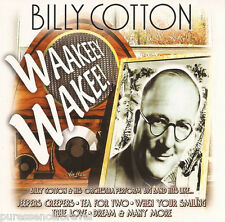 BILLY COTTON & HIS ORCHESTRA - Waakeey Wakee! (UK 12 Tk CD Album)