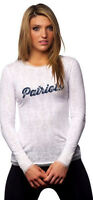 All-Sport Couture NFL Womens New England Patriots Hail Mary Shirt NWT XS, 2XL