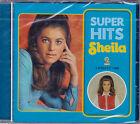 CD 24T SHEILA SUPER HITS ET L'ECOLE EST FINIE DE 2008 NEUF SCELLE