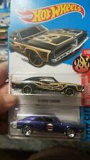 Hot wheels 69 Dodge Charger variations