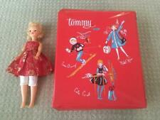 Vintage Tammy Doll with Case and Clothes