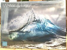Water & Light 2021 Calendar Ocean Photography by Ray Collins Ocean Photography