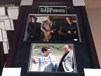 The Sopranos Autographed Signed Framed Photo Collage Imperioli Sirico Van Zandt
