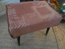 Fabric Vintage/Retro Ottomans & Footstools