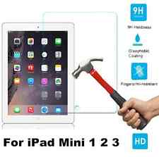 9H Premium Tempered Glass Screen Protector Film For Apple iPad Mini 1 2 3 ONE